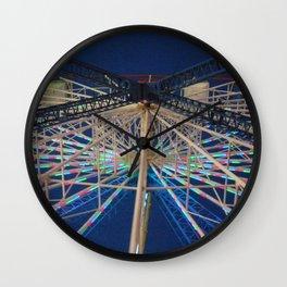FUNTOWN FERRIS WHEEL Wall Clock