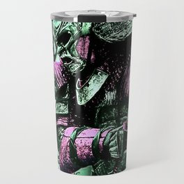 Arizona Samurai Aesthetics Travel Mug