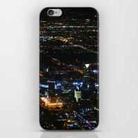 oklahoma iPhone & iPod Skins featuring Oklahoma City by Nadege Torrentgeneros