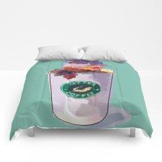 Otter Coffee Comforters