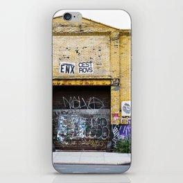kent street iPhone Skin