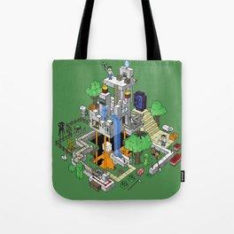 Mine City Tote Bag