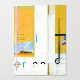 Petrock Canvas Print