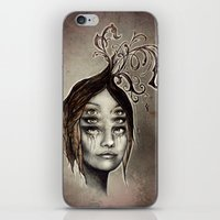 copper iPhone & iPod Skins featuring Copper by Lisa Lan