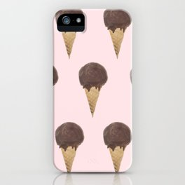 Melt With You (Strawberry) iPhone Case