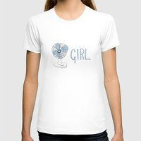 fangirl T-shirts featuring FANGIRL. by Rosianna