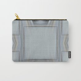 Brown and Grey Tones of Eucalyptus 3 Carry-All Pouch