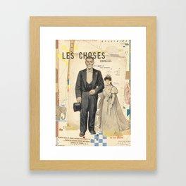 USUELLES Framed Art Print