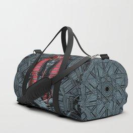 Sacred Dark Queen Duffle Bag