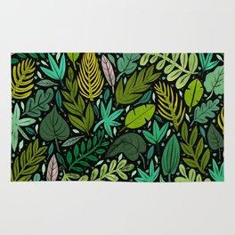 Green Scatter Rug