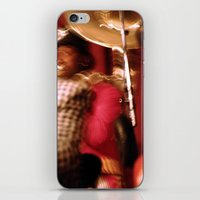 cuba iPhone & iPod Skins featuring Cuba Tuba by Sandra Ireland Images