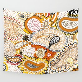 Paisley Dream Wall Tapestry