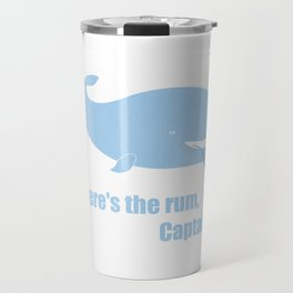 The Whale Travel Mug
