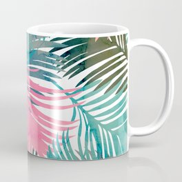 Pattern Jungle Coffee Mug