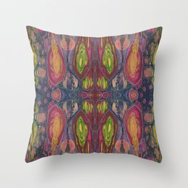 Effervescent Love Potion (Heartery) (Reflection) Throw Pillow