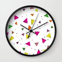 MIAMI LIVIN'  Wall Clock