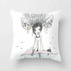 Viko Throw Pillow