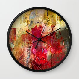 Farm boy Wall Clock