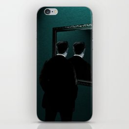 Into the mirror  iPhone Skin