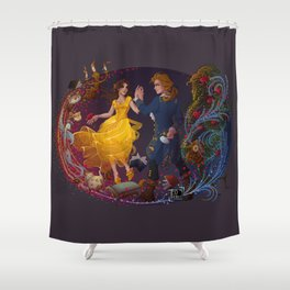 For Evermore Shower Curtain