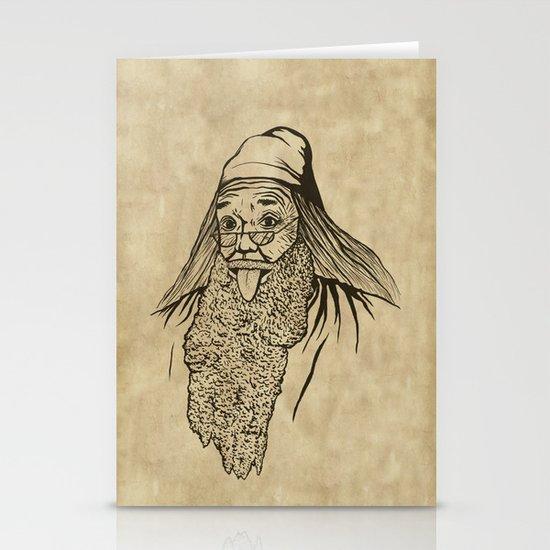 Albert Dumblestein Stationery Cards