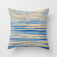 Monet Memories Throw Pillow