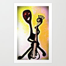 other jazz Art Print