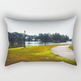 The Lakeshore from home Rectangular Pillow