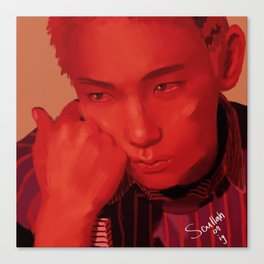 Story of Light Kibum Canvas Print