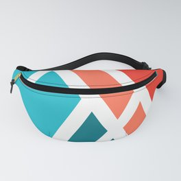 Spring colors - minimal Fanny Pack