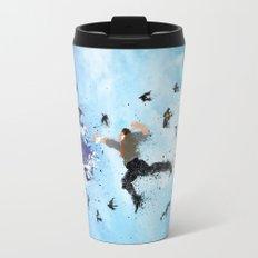 Land of America Travel Mug