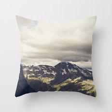 Epic Morning Throw Pillow