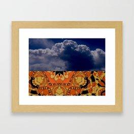 Contrast  Framed Art Print