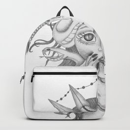 Graphite Medusa Backpack