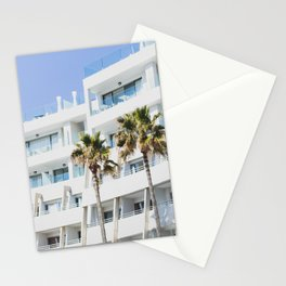 A summer hotel Stationery Cards