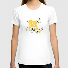 Workin' for the Queen Bee T-shirt