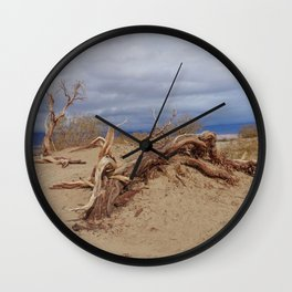 Death Valley II Wall Clock