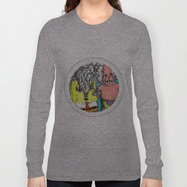 BIKINI BAKED Long Sleeve T-shirt