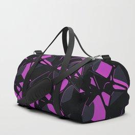3D Futuristic BG III Duffle Bag