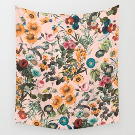 EXOTIC GARDEN XVIII Wall Tapestry