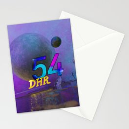 Space Ruin (DHR54) Stationery Cards