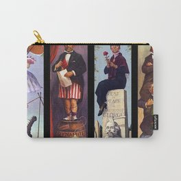 haunted mansion People Carry-All Pouch