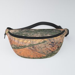 Palo Duro Canyon State Park Landscape Fanny Pack