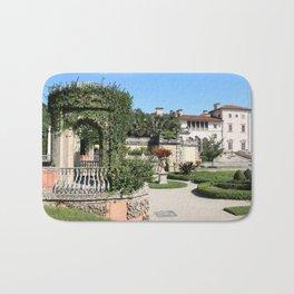 Villa Vizcaya Garden View Bath Mat