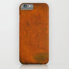 Weathered Copper Texture iPhone 6 Slim Case
