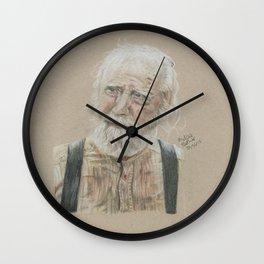 HERSHEL GREENE Wall Clock