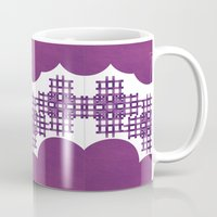 swag Mugs featuring Swag Pattern by Azeez Olayinka Gloriousclick