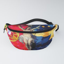 Portuguese Follower of Christ Fanny Pack
