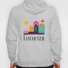 Vancouver Coal Harbour Hoody