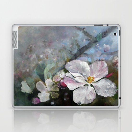 Appleblossom Laptop & iPad Skin